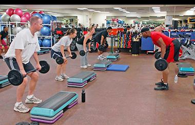 SENIORS' EXERCISE & FALL PREVENTION