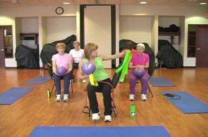 Senior Exercise & Fall Prevention.