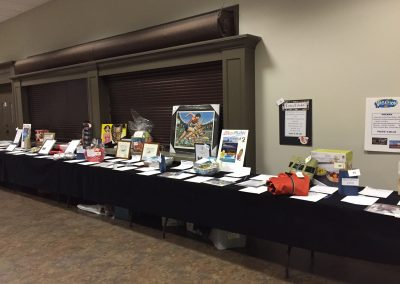 Auction Table