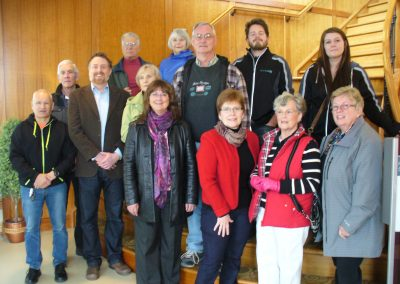 Celebrating March for Meals 2016