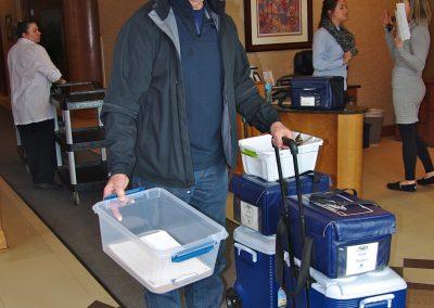 Volunteer Wedgewood Meal Delivery Prep