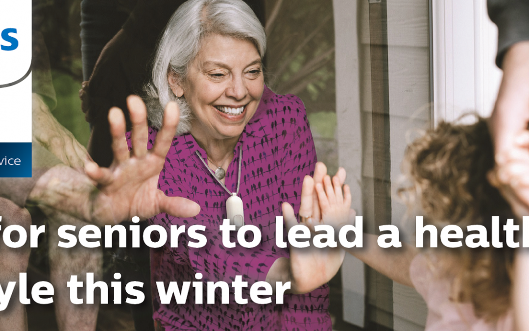 Healthy Lifestyle Tips for Seniors This Winter